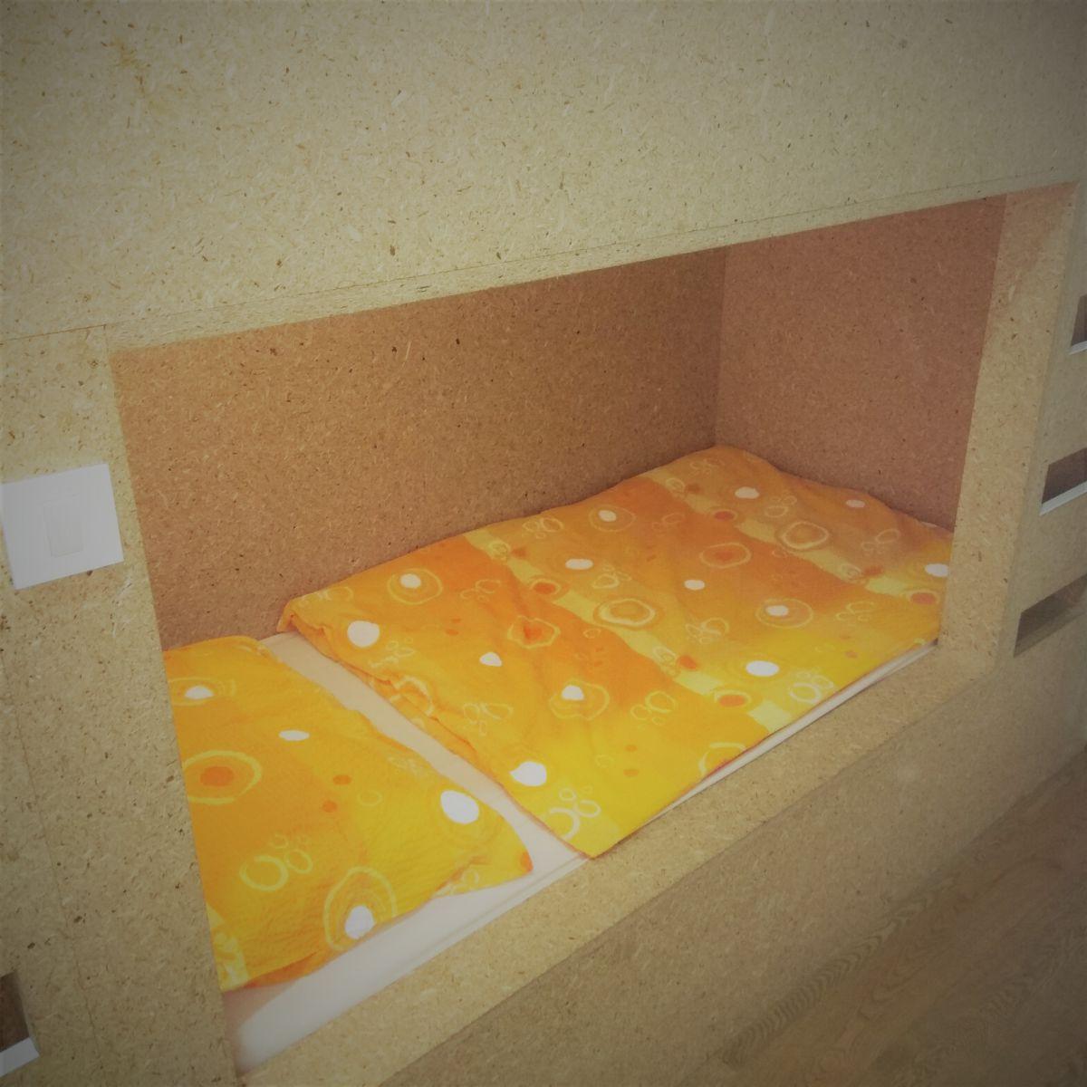 CŠOD Cerkno: postelje